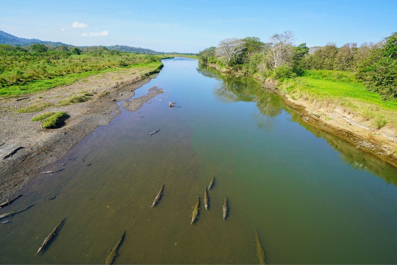Costa Rica Moin River