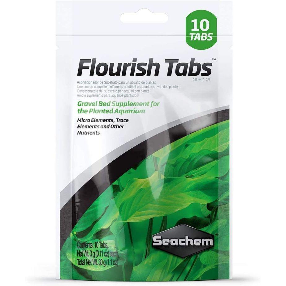 Seachem Flourish Tabs Growth Supplement