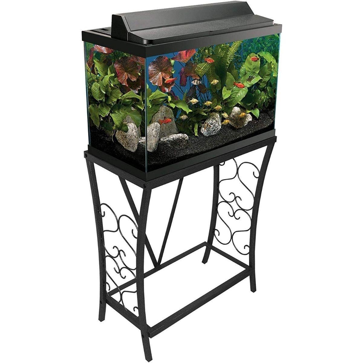 The Best 10 Gallon Fish Tank Stand Option: Aquatic Fundamentals Aquarium Stand