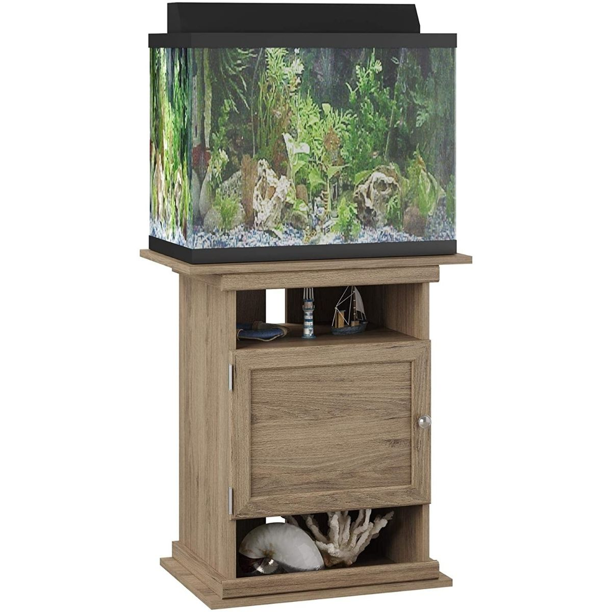 The Best 10 Gallon Fish Tank Stand Option: Flipper 10 Gallon Aquarium Stand