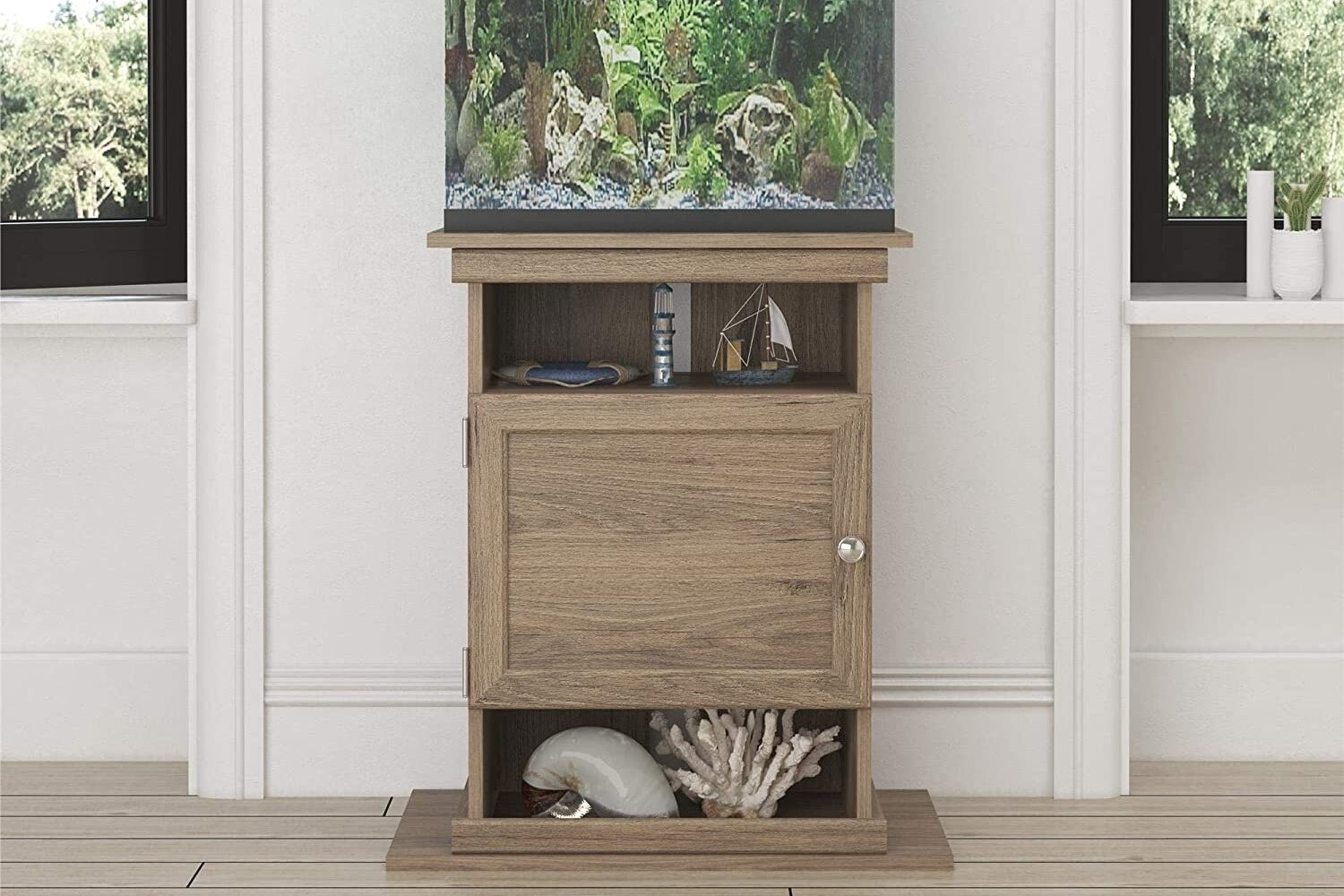 The Best 10 Gallon Fish Tank Stand Option
