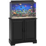 The Best 29 Gallon Aquarium Stand Option: Ameriwood Home Aquarium Stand