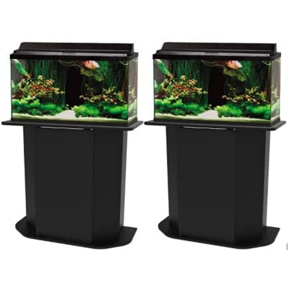 The Best 29 Gallon Aquarium Stand Option: Astede Wood Aquarium Stand