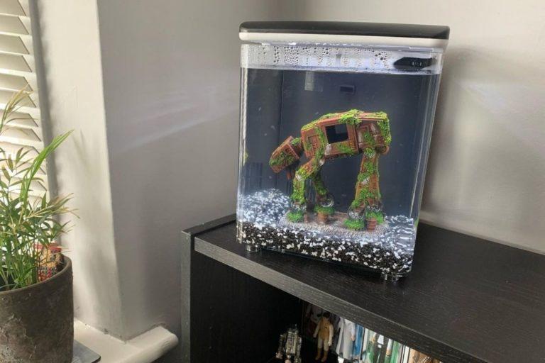 The Best Star Wars Fish Tank Decorations Option